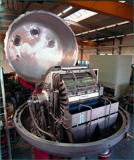 Filtracja parowo – ciśnieniowa HiBar